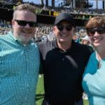 communities in school recognized at baylor game
